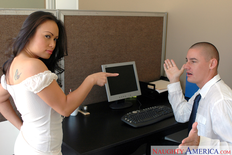Naughty Office - Mya Luanna