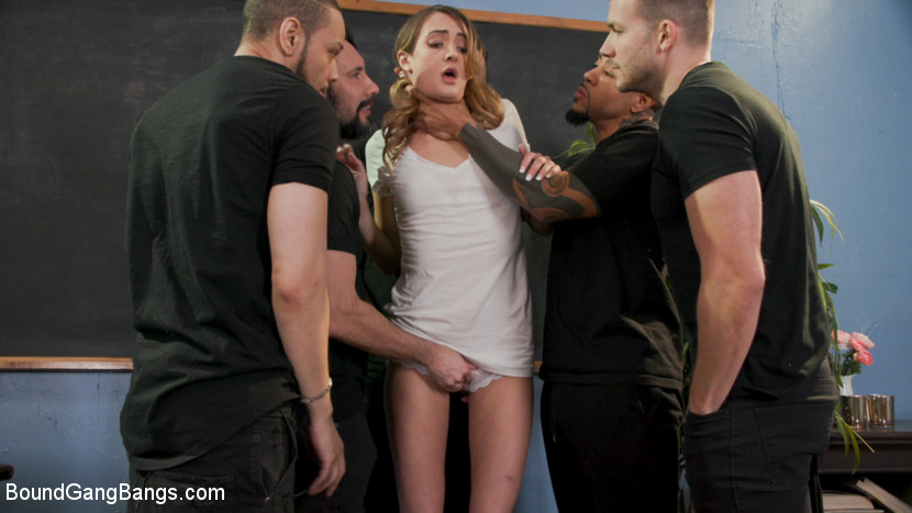 Dirty Pig Whore: Teacher Zoe Spa