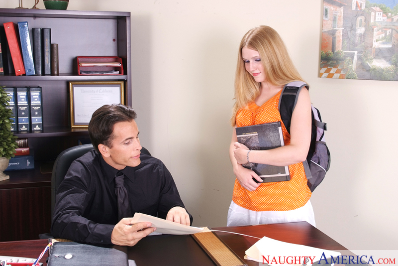 Naughty Bookworms - Laci Laine &