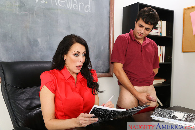 My First Sex Teacher - Reagan Fo