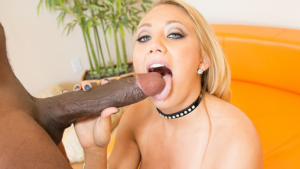 Aj Applegate First Black Cock 14