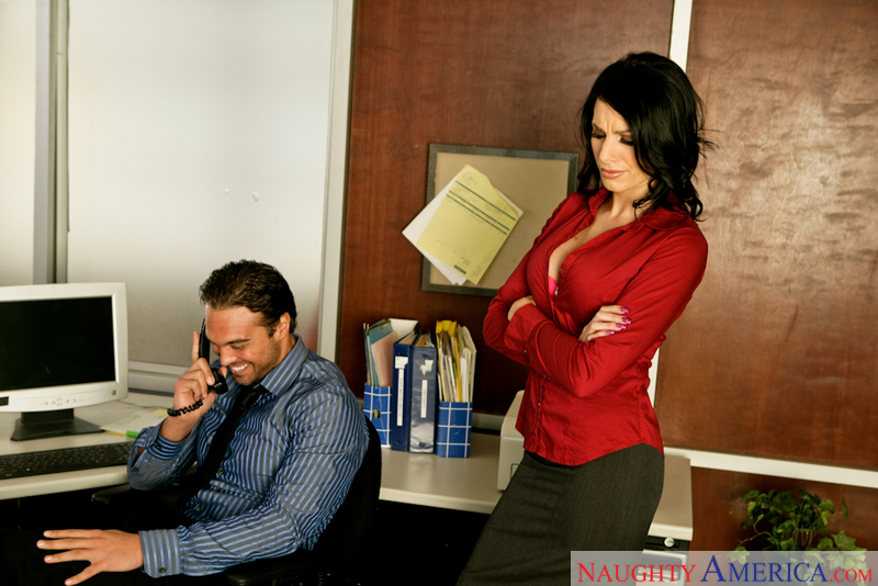 Naughty Office - Juelz Ventura &