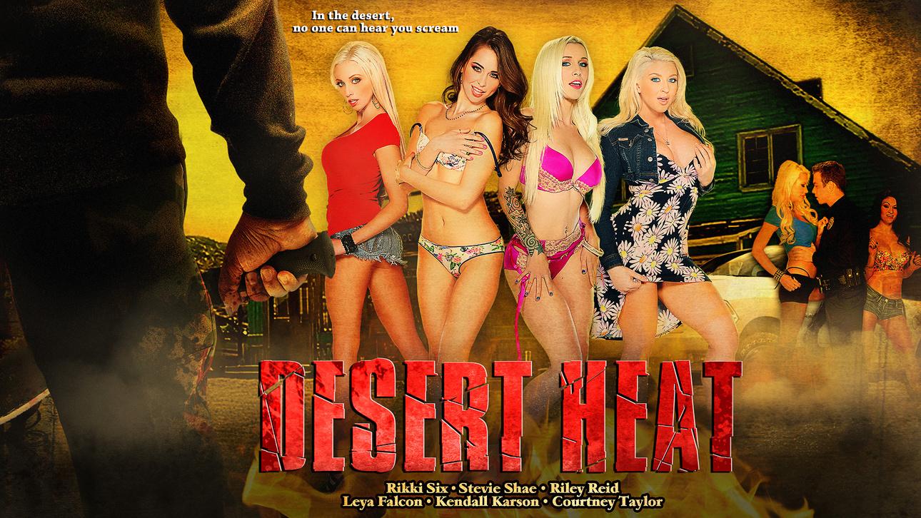 Desert Heat Scène 1