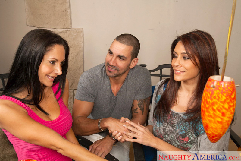 Neighbor Affair - Ava Addams & R