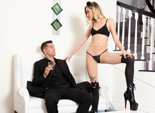 Daddy Fuck My Ass - Haley Reed
