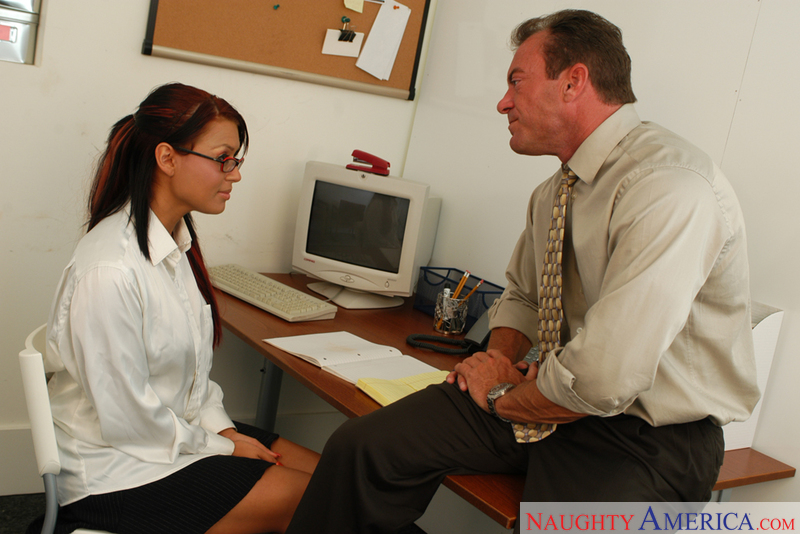 Naughty Office - Eva Angelina &