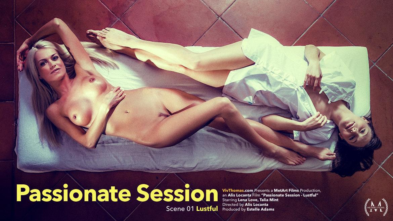 Passionate Session Episode 1 - Lustful Scène 1
