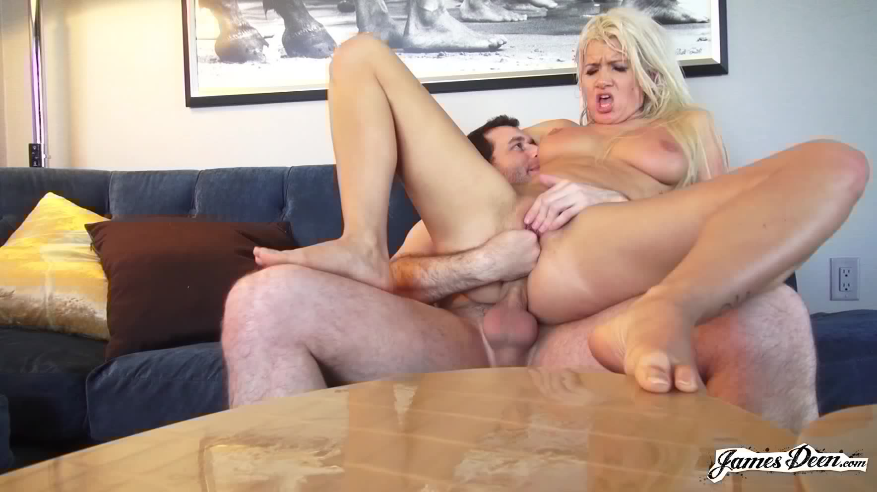 Layla Price Gets Pussy And Ass P
