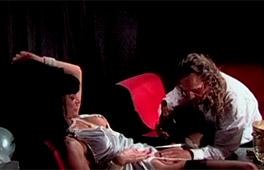 Wild orgy with Bianca Scène 15