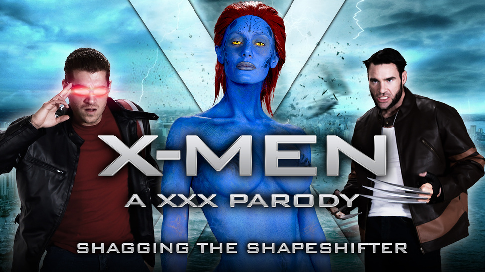 XXX-Men: Shagging the Shapeshift