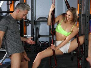 Sexy Workout Session Scène 1