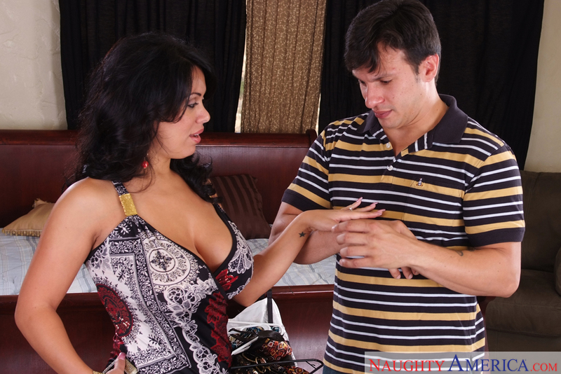 Latin Adultery - Sienna West & A