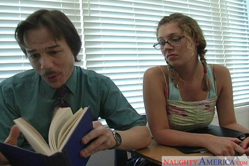Naughty Bookworms - Mysti May &