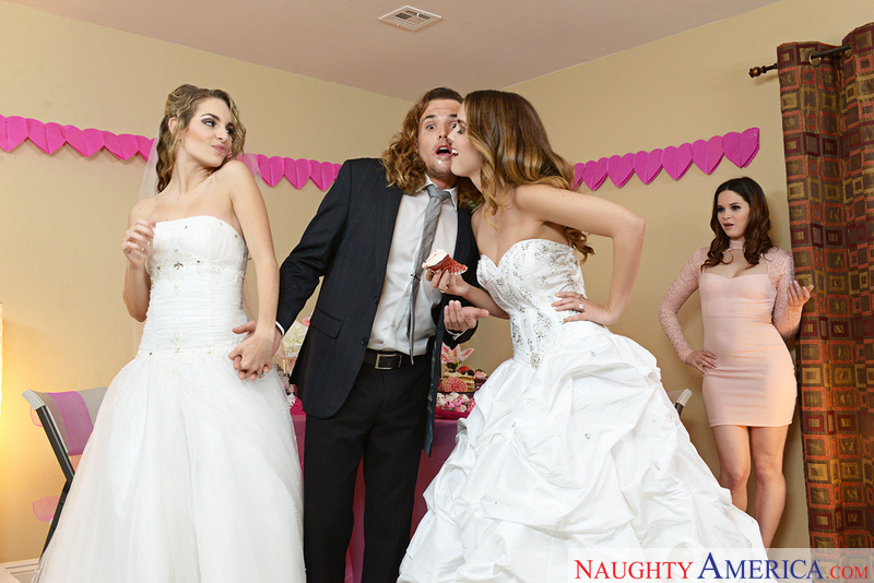 Naughty Weddings - Dillion Harpe