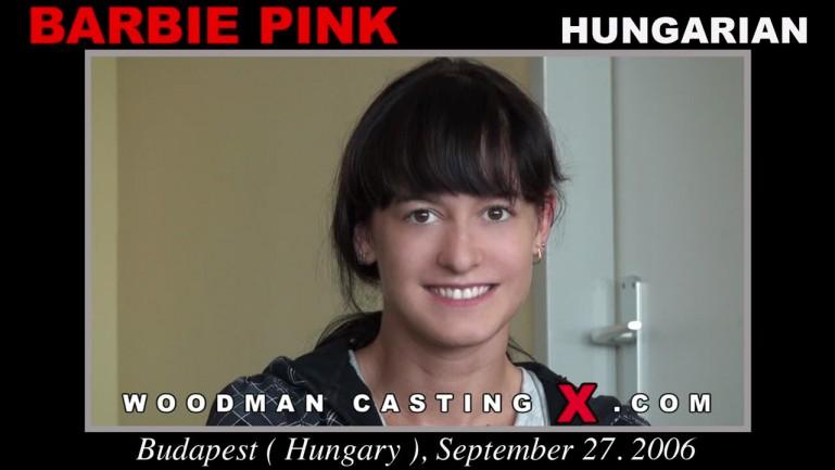 Barbie Pink casting