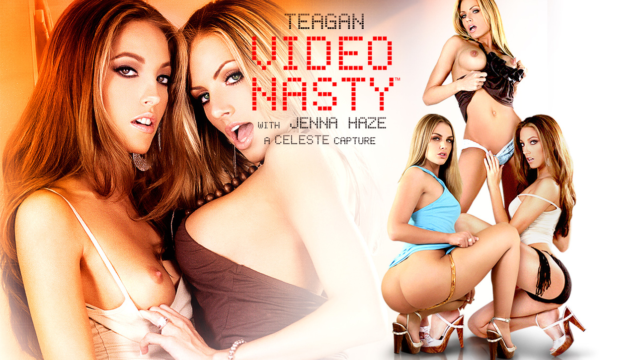 Teagan Video Nasty 5 Scène 1