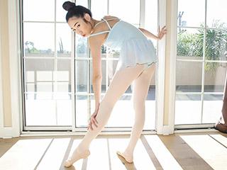 Angelic Ballerina Bang Scène 1