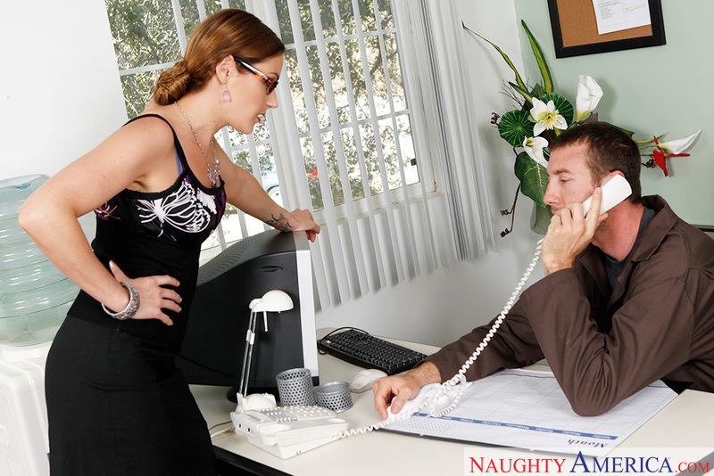 Naughty Office - Samantha Ryan &