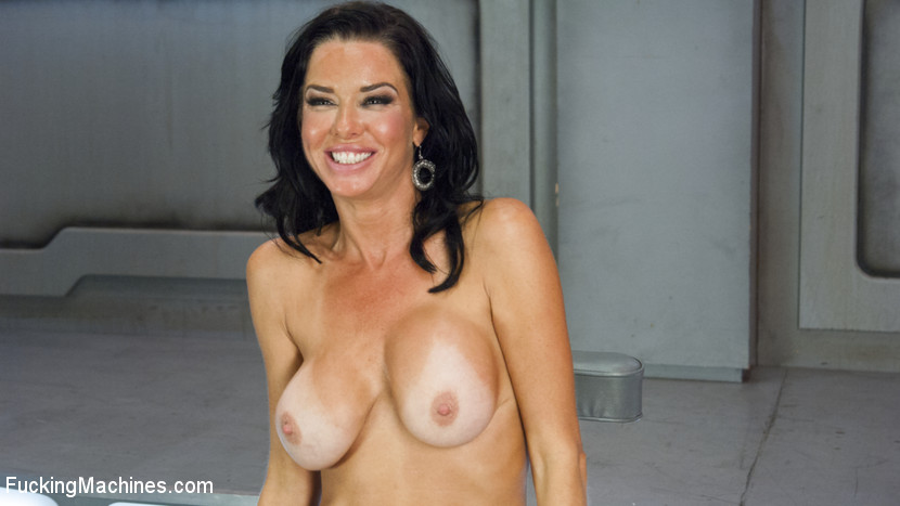 Big Titted Anal Milf Squirts Eve