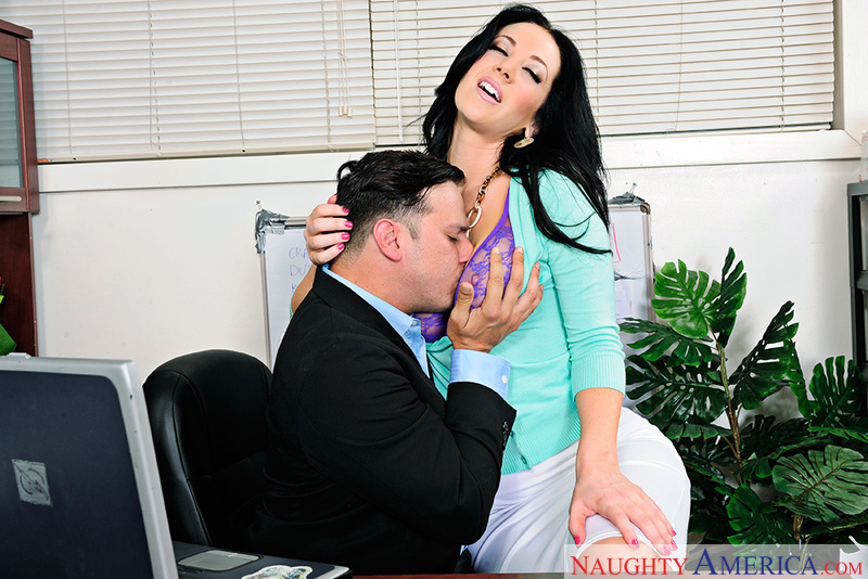 Naughty Office - Jayden Jaymes &