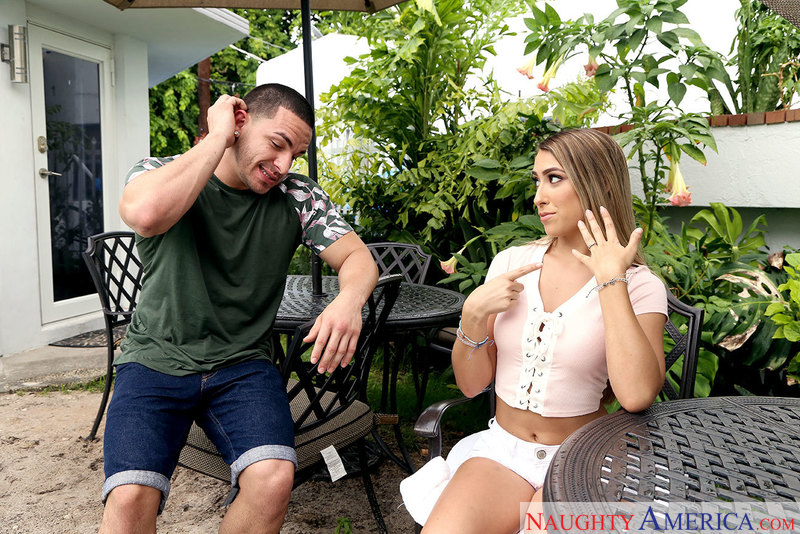 Neighbor Affair - Kimber Lee & P