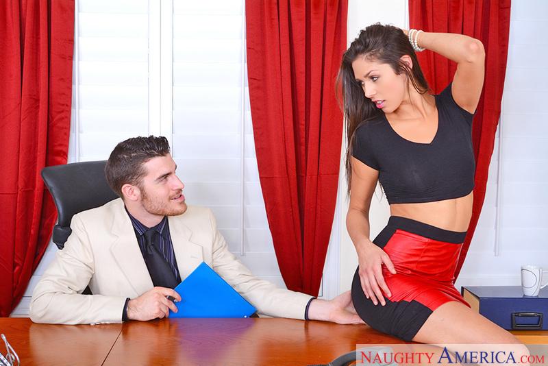 Naughty Office - Anna Morna & Ga