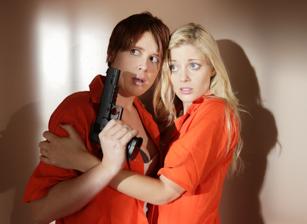 Prison Lesbians Scène 4