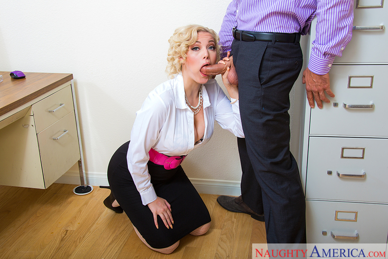 Naughty Office - Jenna Ivory & R