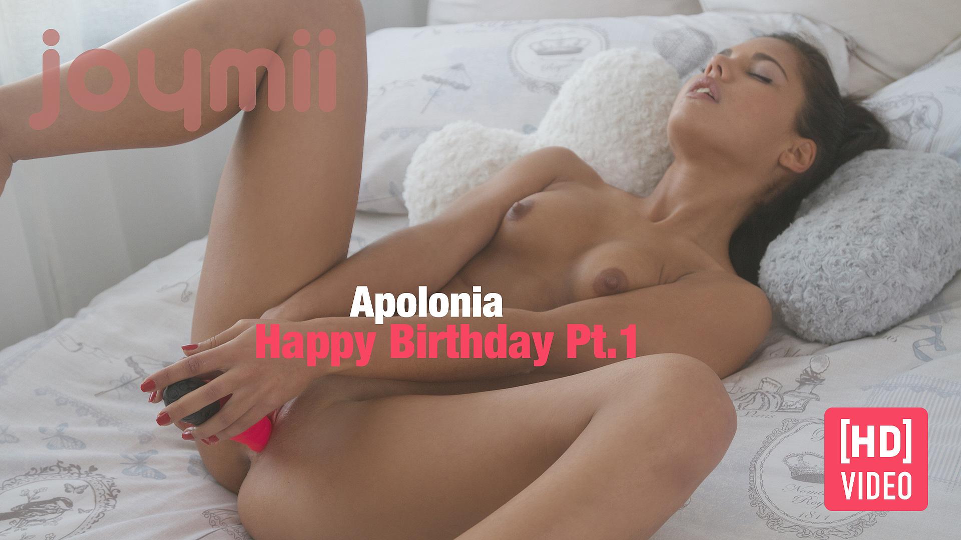Happy Birthday Pt. 1