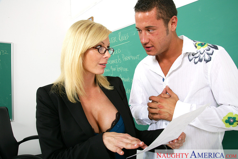 My First Sex Teacher - Holly Sam