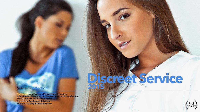 Discreet Service 2015 Episode 2