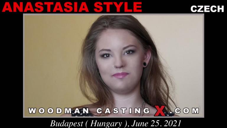 Anastasia Style casting