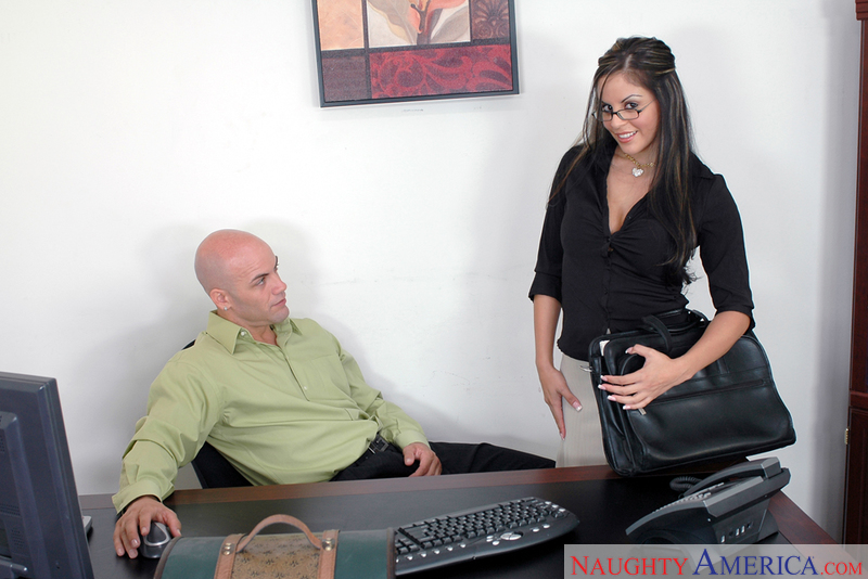 Naughty Office - Mikayla