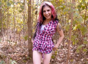 In The Woods Scène 1