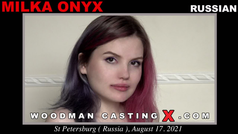 Milka Onyx casting