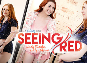 Seeing Red: Nerdy Slumber Party