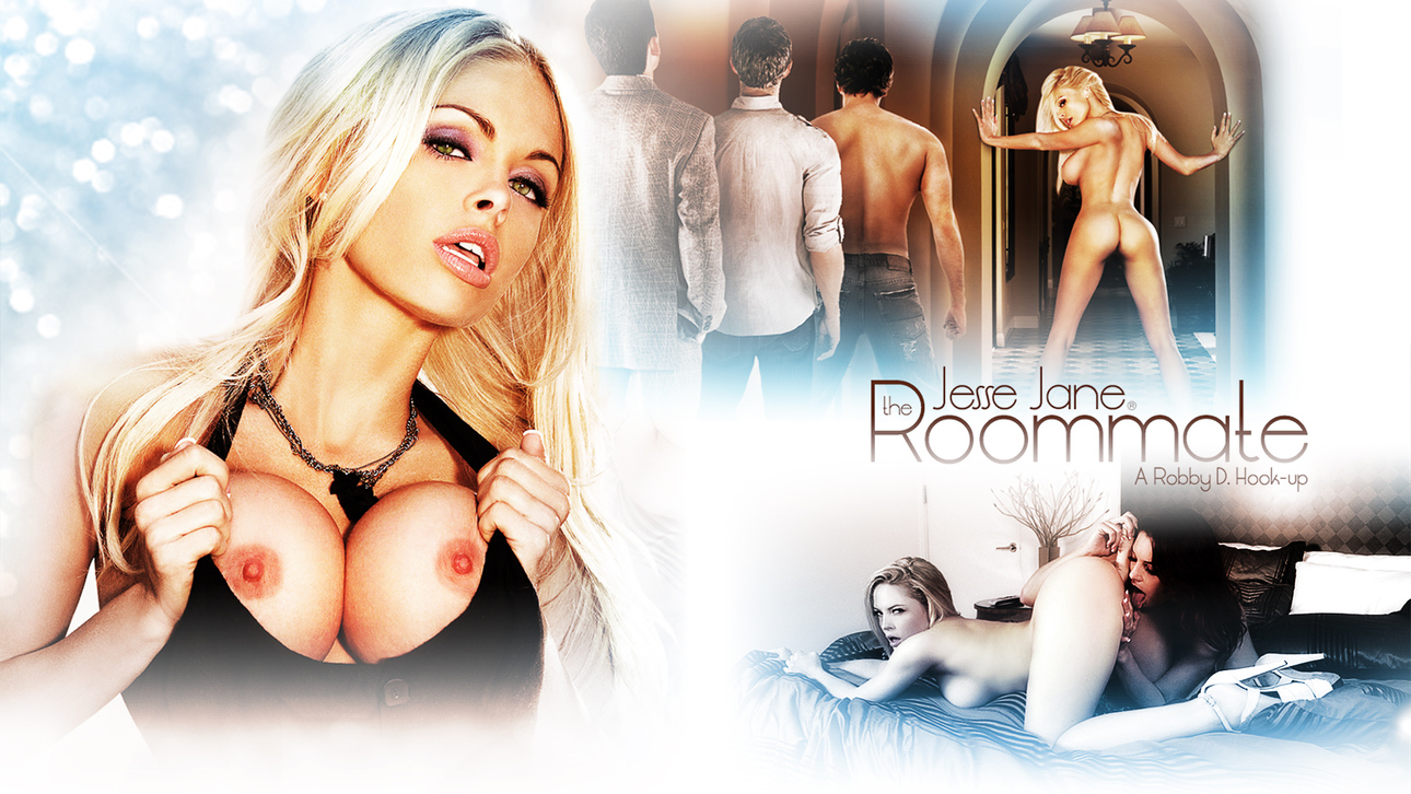 Jesse Jane The Roommate Scène 1