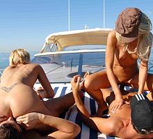 Fuck Boat Scène 2