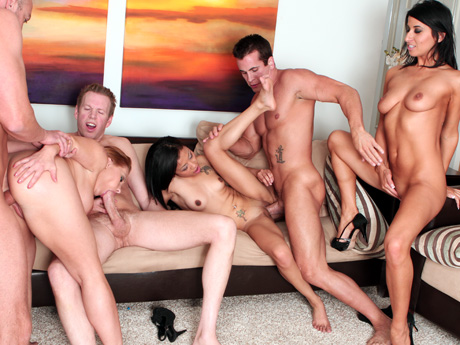 Sophia Bella - Swingers And Swap