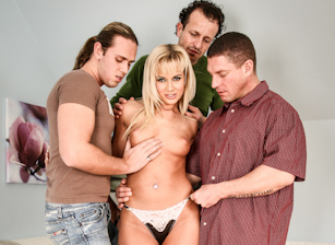 Oral Fixation - 3 Dicks And A Ch