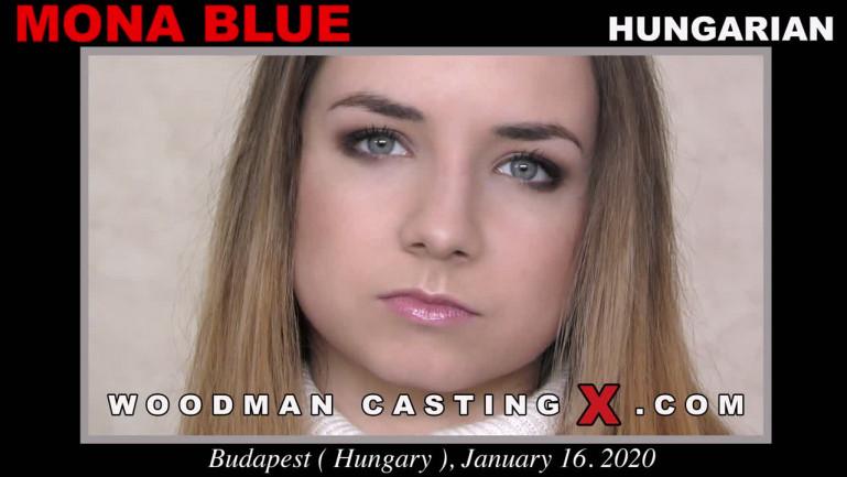 Mona Blue casting
