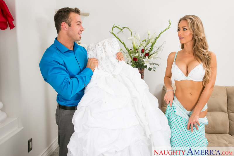 Naughty Weddings - Nicole Anisto