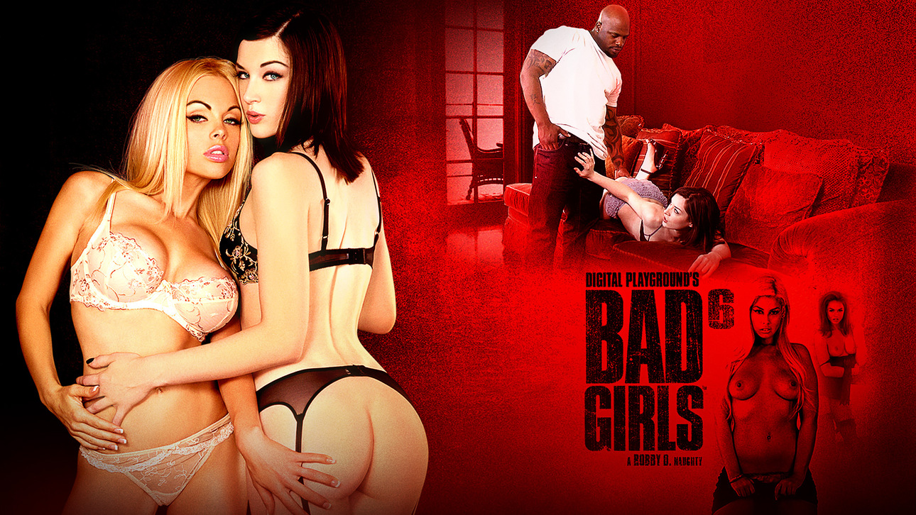 Bad Girls 6 Scène 1