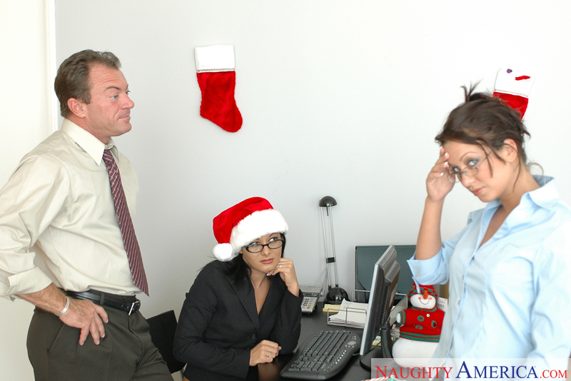 Naughty Office - Sandra Romain &