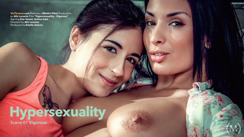 Hypersexuality Episode 1 - Vigor