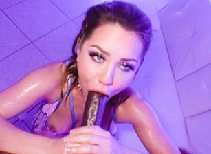 Alina Lopez: Big-Cock Blowjob &