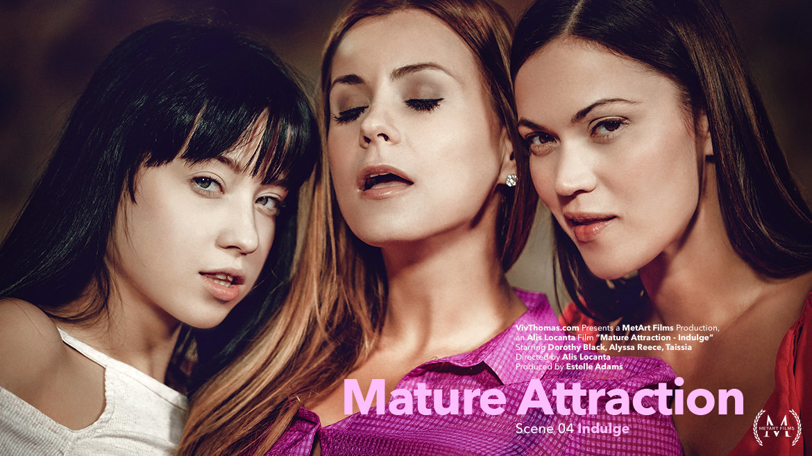 Mature Attraction Episode 4 - In
