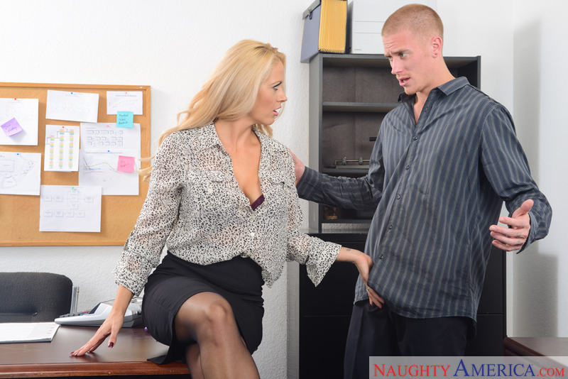 Naughty Office - Holly Heart & R