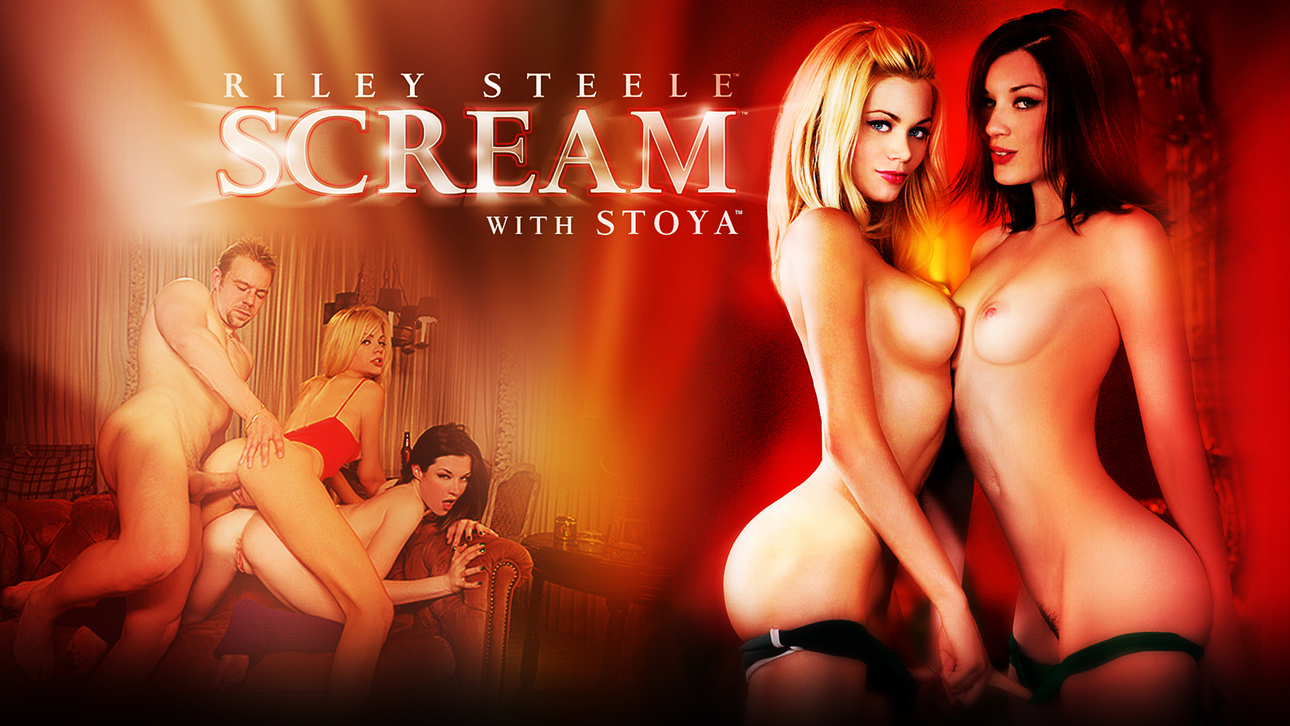Riley Steele Scream Scène 1