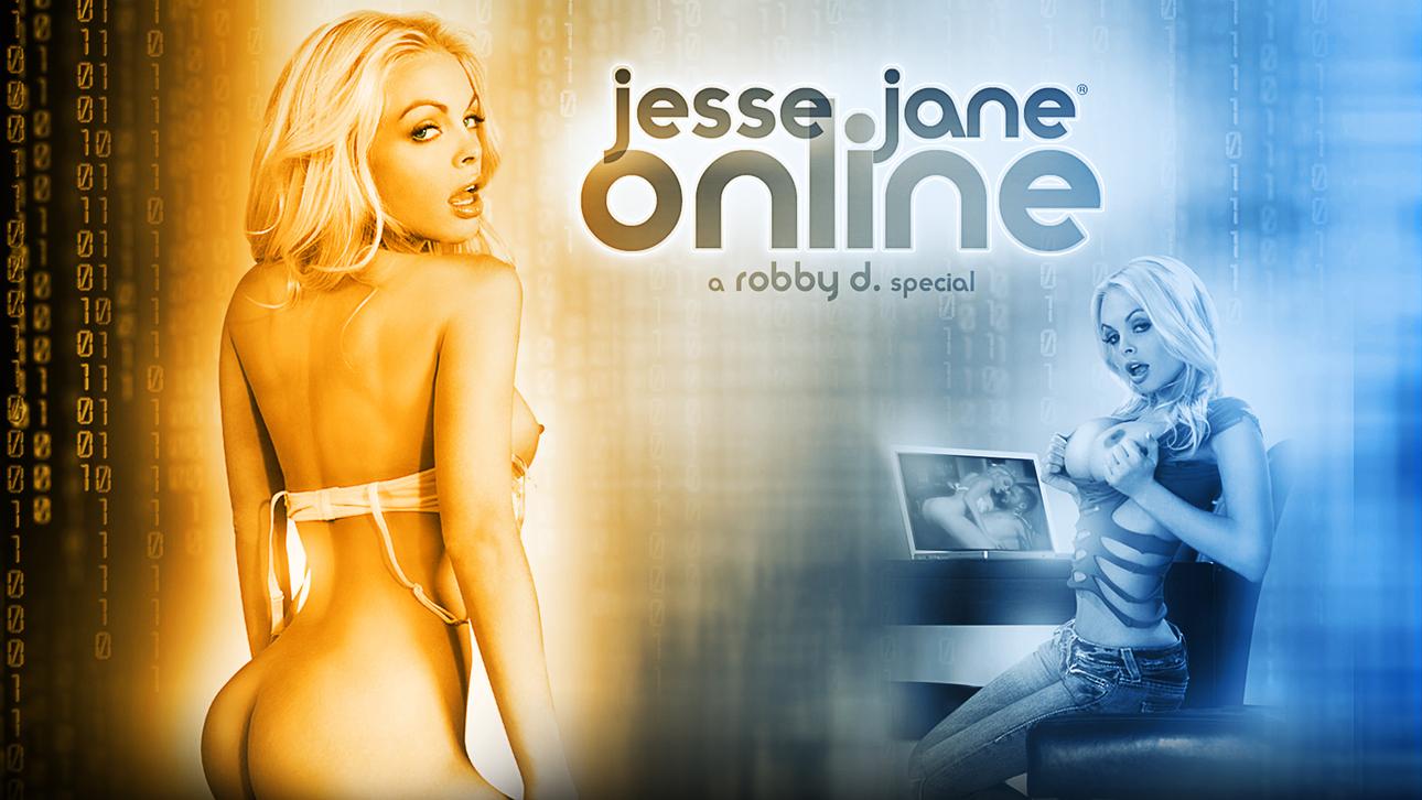 Jesse Jane Online Scène 1